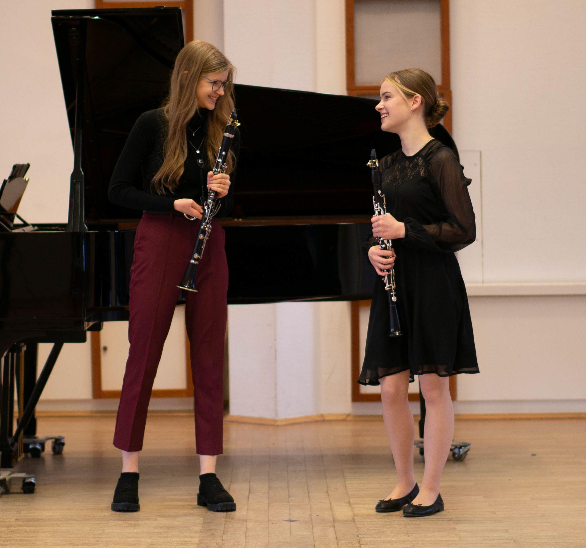 Anna Matzen & Amely Stief