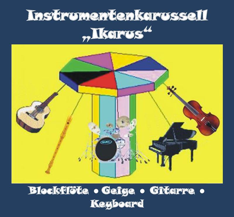 """IKARUS"" – Instrumentenkarussell | Projekt-Angebot"